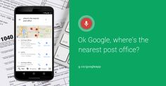 It's Tax Day, America. Get out there and snag that postmark while you still can. #OkGoogle