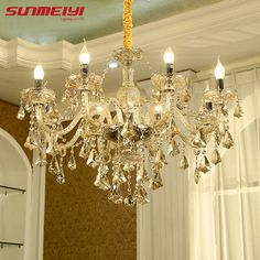 Modern Crystal Chandelier  Living Room lustres de cristal Decoration Tiffany Pendants and Chandeliers Home Lighting Indoor Lamp     Tag a friend who would love this!     FREE Shipping Worldwide     Buy one here---> https://diydeco.store/modern-crystal-chandelier-living-room-lustres-de-cristal-decoration-tiffany-pendants-and-chandeliers-home-lighting-indoor-lamp/    #doityourself #gadget #bedrooms #kitchen #garage #sales
