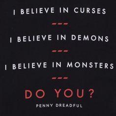 Penny Dreadful Do You T-Shirt
