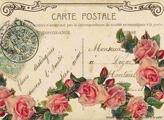 Postales antiguas 2 -Estilo vintage