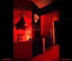 scénographie thème theatre - Réception - Ard3sign - jessica pinna