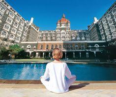 The Taj Mahal Palace, Mumbai offers state-of-the-art facilities so that you may stay invigorated and refreshed all the time. Repin it if you  love it! Kovalam, Kochi, Jaipur, Sri Lanka, Mumbai, Taj Mahal, Meditation Prayer, Hotels, The Perfect Getaway