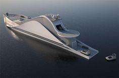 Onde 300 Yacht Concept by Federico Pacini was born as part of reinterpreting the form of an old boat to hydroplane, and concept studies of… Old Boats, Futuristic Cars, Luxury Yachts, Boat Building, Water Crafts, Concept, Future, Jakarta, Vehicle