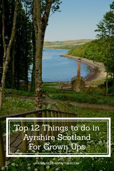 The lovely Ayrshire is one of the least visited regions of Scotland - find out why you should get in ahead of the crowds with the Top 12 things to do Europe Destinations, Europe Travel Tips, European Travel, Travel Advice, Travel Guides, Euro Travel, Travel Trip, Travel Hacks, Glasgow