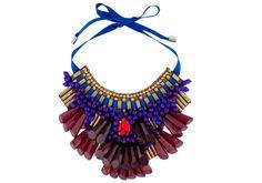Collar de Matthew Williamson. #collares #complementos
