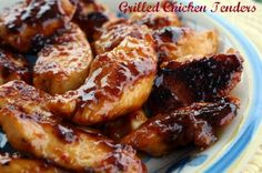 Mommy's Kitchen - Old Fashioned & Country Style Cooking: Cracker Barrel Grilled Chicken Tenderloins {Without the Grill}