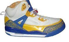 new styles 8d3d5 5be10 Jordan Spizikes Do The Right Thing White Red Argon Blue Gold , Price    74.06 - Jordan Shoes,Air Jordan,Air Jordan Shoes