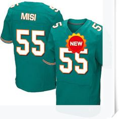 $66.00--Koa Misi Jersey - Elite Green Home Nike Stitched Miami Dolphins  Jersey,Free Shipping! Buy it now:http://is.gd/O3rB9W