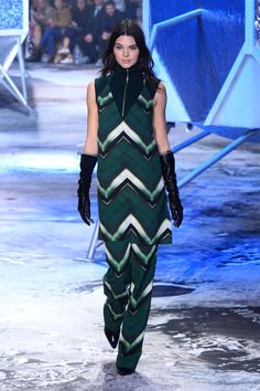 Kendall Jenner's Best Runway Moments - H & M - March 4, 2015   - from InStyle.com