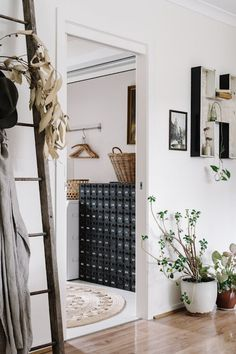 my scandinavian home: A Photographer's Vintage-Inspired Home In A Former Post Office