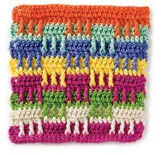 Crochet Stitch Pattern: Playblocks