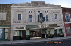 Ritz Theater in Sheffield Al