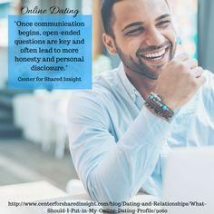 Blog internet dating