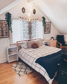 How to make a Cozy bedroom? Small Ideas With You- 2020 - Page 20 of 34 - coloredbikinis. com, interior design bedroom;organizing ideas for bedrooms; Room Ideas Bedroom, Small Room Bedroom, Home Bedroom, Bedroom Decor, Master Bedroom, Design Bedroom, Master Suite, Bedroom Inspo, Bedroom Ideas For Small Rooms Cozy