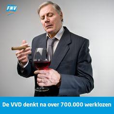 """De VVD wil de vakantierechten van mensen in de bijstand aanpakken. """"Mensen schreeuwen om werk en niet om vakantie"""", zegt FNV-voorzitter Ton Heerts.""""Pak werkloosheid aan en niet de werklozen."""""""