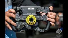 Formula E Steering Wheel Explained