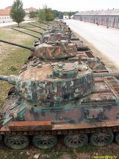 WWII Tanks Discovered | wwii russian tanks still in use in europe military channel s top ten ...
