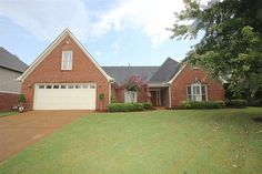 7608 CORDOVA CLUB DR S, Unincorporated, TN 38018 US Memphis Home for Sale - Crye-Leike Realtors Real Estate