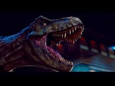 Jurassic World Trex Vs Irex Fight: it's when the Rex is as badass as this that makes me think that she's the daughter Godzilla never knew he had, and he'd be proud of her too. Jurassic World 2015, Jurassic World Dinosaurs, Jurassic World Fallen Kingdom, Falling Kingdoms, Tyrannosaurus, Like Animals, T Rex, Godzilla, Badass