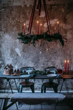 our food stories // christmas gathering
