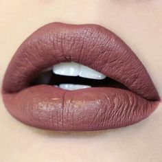 Perfect Brown Lips