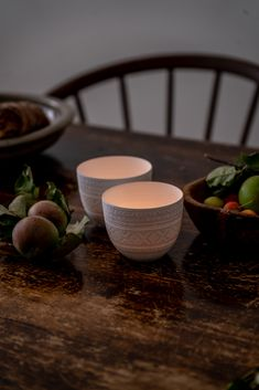 Cozy atmosphere With Marius candleholders