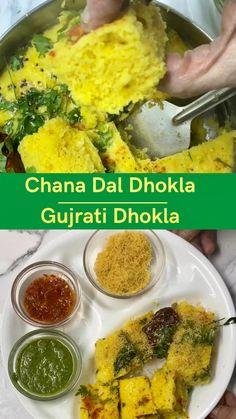 Vegetarian Meals For Kids, Tasty Vegetarian Recipes, Vegetarian Breakfast, Snack Recipes, Cooking Recipes, Veg Recipes, Dhokla Recipe, Roti Recipe, Easy Indian Recipes