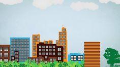 TaxiView - цифровая реклама на крышах такси. Разработка видеоролика от BibART.