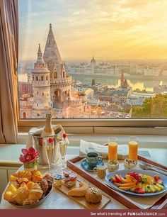 Breakfast with a spectacular view. (Budapest, Hungary) Breakfast with a spectacular view. (Budapest, Hungary) Related posts:Die 20 schönsten Reiseziele in Deutschland für Resorts To Add To Your Bucket List Now - Inspired By. Affordable Honeymoon Packages, The Places Youll Go, Places To Go, Hungary Travel, Beautiful Places To Travel, Beautiful Live, Travel Aesthetic, Adventure Is Out There, Belle Photo