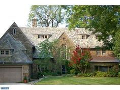 Chestnut Hill restored 5 bed, 4.2 bath English Cotswold.  $1,095,000