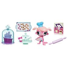 Littlest Pet Shop Sweetest Playset - Gourmet Goodies