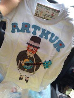 Mundo Bita camisetas personalizadas,feito a mão