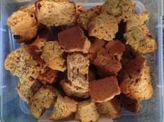 thumbnail image 2 Sweet Recipes, Cake Recipes, Yummy Recipes, Buttermilk Rusks, Bellini Recipe, South African Recipes, Coconut Sugar, Cooking Recipes, Yummy Food