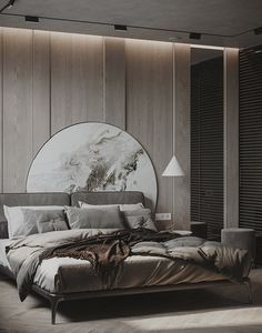 Your bedroom requires as much thought in its design as the other rooms in your home, particularly if you'd like to add an element of luxury and refined sophistication. Explore a curated range of amazing products options to help you on this design task. Modern Bedroom Design, Master Bedroom Design, Home Bedroom, Bedroom Decor, Kids Bedroom, Bedroom Ideas, Wall Decor, Design Apartment, Suites