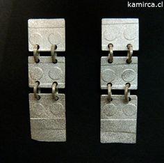 Kamirca-Karina Miranda_Joyas de Autor- Aros plata 950
