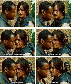 Badass Daryl