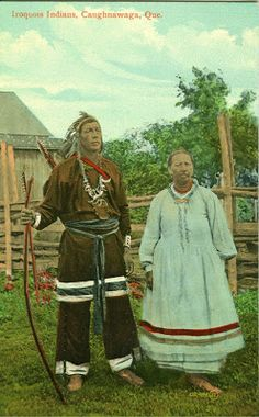 Ancient Giant Sized Iroquois Remains Discovered in Dansville, New York