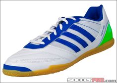 adidas freefootball Super Sala Indoor Soccer Shoes - Running White...$44.99