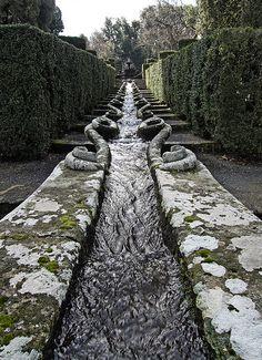 Villa Lante a Bagnaia  Via Jacopo Barozzi 71 – Viterbo (Lazio)