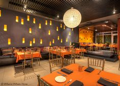 A photograph of Garam Masala Indian Restaurant, The Regent Village, Providenciales (Provo), Turks and Caicos Islands.