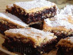 Dessert Bars, Dessert Recipes, Paleo, Banana Bread, Food And Drink, Healthy, Christmas, Fitt, Minden