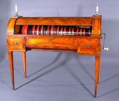 NMM 6208.  Glass armonica, France, ca. 1785