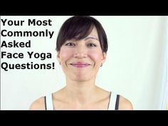 Your Most Commonly Asked Face Yoga Questions! Neck Exercises, Facial Exercises, Beauty Ideas, Beauty Secrets, Face Yoga Method, Health And Wellness, Health Fitness, Facial Yoga, Yoga Moves