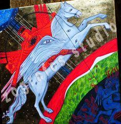 Майстерня ЗОГРАФОС -- Томкевич Уляна Grinch, Art, Art Background, Kunst, Performing Arts