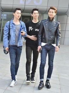 Jang Ki Yong, Nam Joo Hyuk & Lee Chul Woo (장기용,남주혁 & 이철우) // Models
