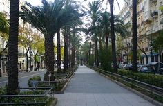 Valencia, Avenida del Reino de Valencia