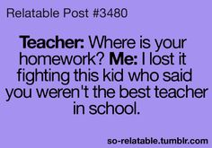 true teacher school <b>jokes</b> <b>joke</b> teen quotes relatable so relatable so ...