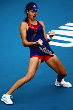 Ana Ivanovic #tennis #WTA @JugamosTenis