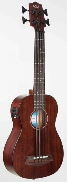 KALA UBass ~ Rumbler   NC Electric. This is the Best Bass for me. Believe me, I love all of my basses and they each have special features and sound. However, this bass sounds exactally like my old 70 year old upright German Bass.