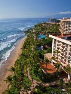 Hyatt Regency Maui Resort and Spa Hotel in Lahaina